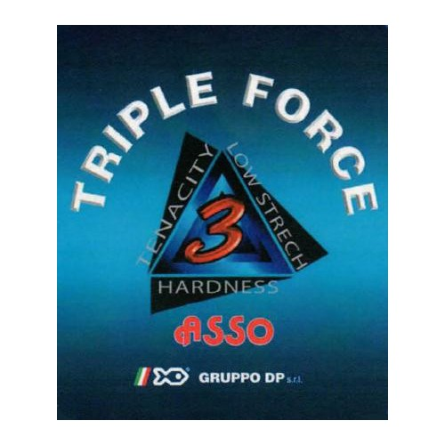 Asso Triple force 100 mt