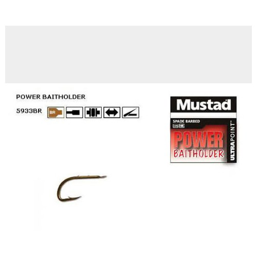 Mustad 5933BR Ultra Point